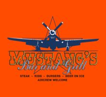 Mustang's Bar and Grill Kids Tee