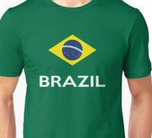 Brazilian Pride - Brazil National Flag Unisex T-Shirt