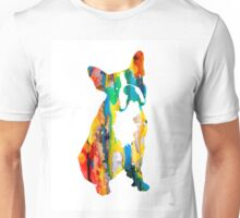Boston Terrier 3 Unisex T-Shirt