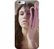singing a haunting new melody for a new age iPhone Case/Skin