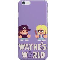 Waynes World TAITO iPhone Case/Skin