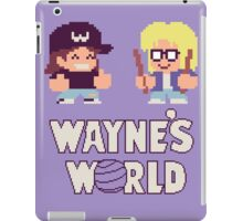 Waynes World TAITO iPad Case/Skin