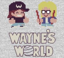 Waynes World TAITO by Sam Smith