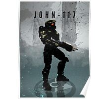 Legends of Gaming - John 117 Poster