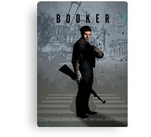 Legends of Gaming - Booker Canvas Print