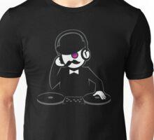 Hipster DJ 2 Unisex T-Shirt