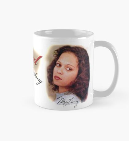 Mi-Ling - Little Red - The Woman Behind The Song Mug