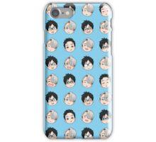 Viktuuri pattern iPhone Case/Skin