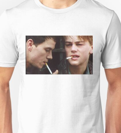 Leonardo Dicaprio and Marky Mark Wahlberg Unisex T-Shirt