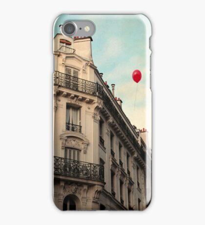 Balloon Rouge iPhone Case/Skin