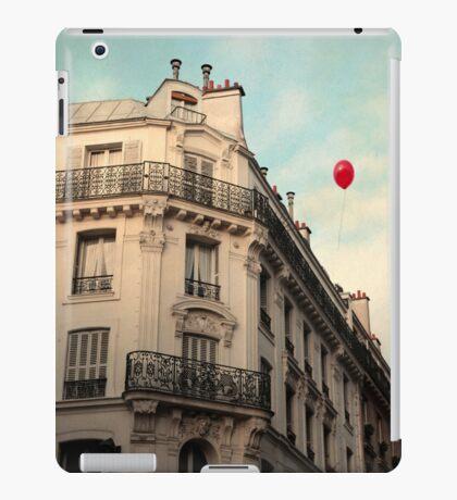 Balloon Rouge iPad Case/Skin