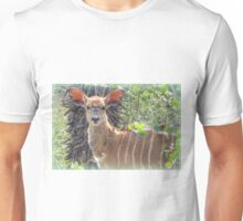 doe eyed nyala Unisex T-Shirt