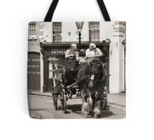 Up Hill, all the way Tote Bag
