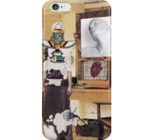 """The Heart Beats in It's Cage""(Julian Casablancas) iPhone Case/Skin"