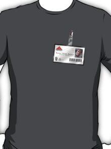 Terminator 2 - Miles Dyson ID T-Shirt