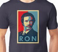 Ron Burgundy (Obama Style) Unisex T-Shirt