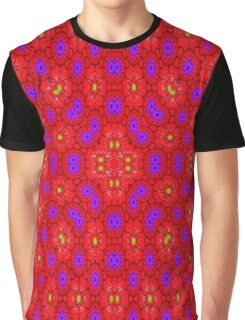 Colorful cool trendy pattern Graphic T-Shirt