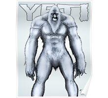 Yeti Poster
