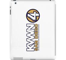 KVWN San Diego (Outlined) iPad Case/Skin