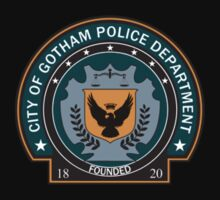 Gotham Police Deparment Badge (Pocket Size) by Cinerama
