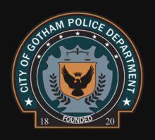 Gotham Police Deparment Badge (Pocket Size) T-Shirt