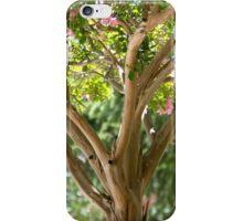 Pink Crape Myrtle iPhone Case/Skin