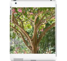 Pink Crape Myrtle iPad Case/Skin