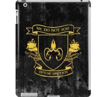 House Greyjoy iPad Case/Skin