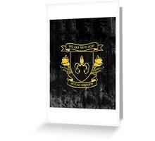 House Greyjoy Greeting Card
