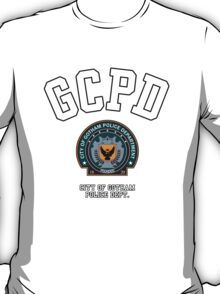 City of Gotham Police Department T-Shirt