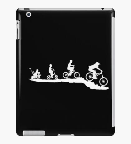 Evolution bikes iPad Case/Skin