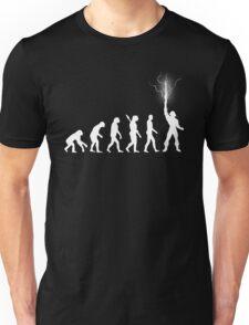 Evolution of power Unisex T-Shirt