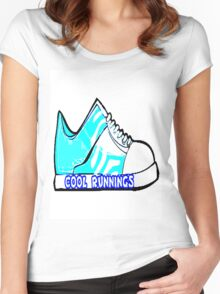 Cool Runnings  Women's Fitted Scoop T-Shirt