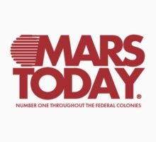 Mars Today - Total Recall (Pocket, Red) by Cinerama