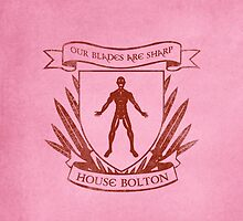 House Bolton by isabelgomez