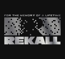 Rekall - Total Recall by Cinerama