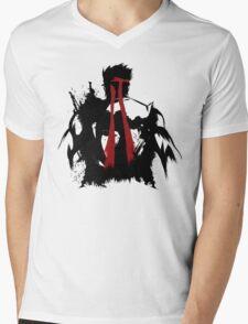 Strong Will Mens V-Neck T-Shirt