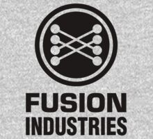 Fusion Industries - Back to the Future (Black) Kids Clothes