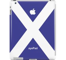 ayePad Scotland Flag iPad Case iPad Case/Skin