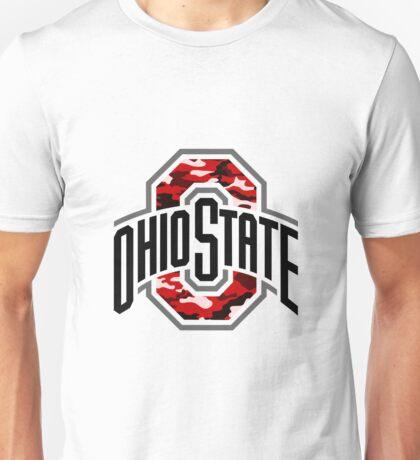 ohio state camo Unisex T-Shirt
