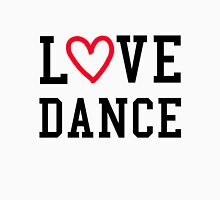 love dance, dance, dancer, dancing Womens Fitted T-Shirt