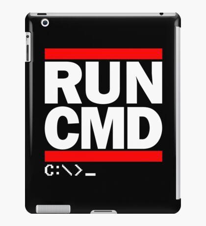 RUN CMD C:\>_ iPad Case/Skin