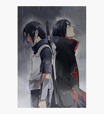 Itachi Uchiha -Naruto Photographic Print