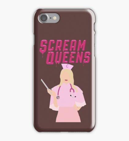 Dr. Chanel Oberlin iPhone Case/Skin
