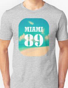 Miami Beach Unisex T-Shirt