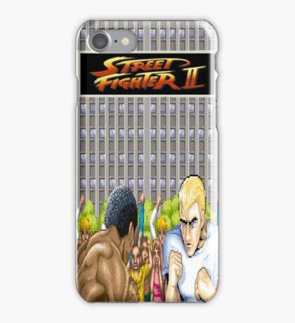 Street Fighter 2 iPhone Case/Skin