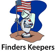 Finders Keepers Moon by kwg2200