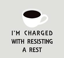 Coffee Charge Unisex T-Shirt
