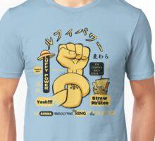 Luffy Power Unisex T-Shirt
