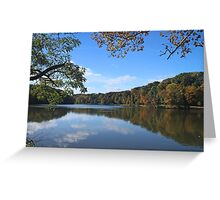Mill Creek's Glacier Lake Greeting Card